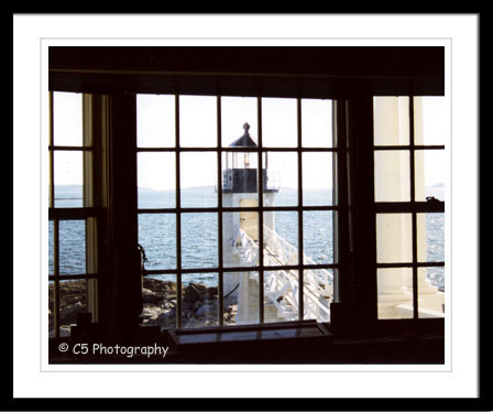 C5 Photography - Marshall Point Lighthouse Gallery