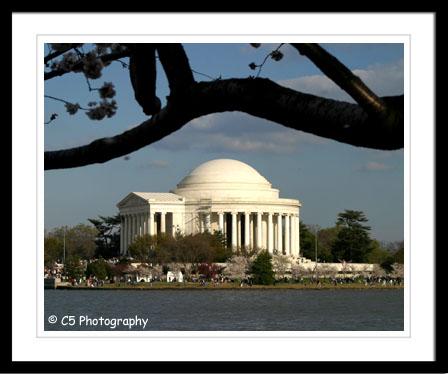 C5 Photography - Jefferson Memorial 001e