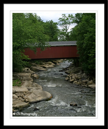 C5 Photography - Photographs of Covered Bridges